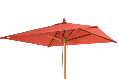 Square Patio Umbrella 6.5