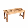 Madison Backless Bench  3F