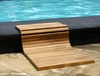 Teak Folding Shower Mat