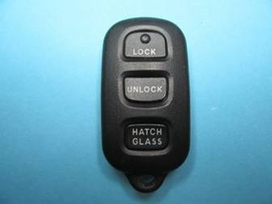 Replacement Toyota key all keys lost or stolen. Pick up only.