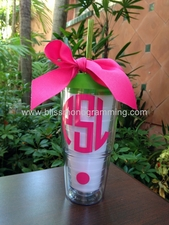 Extra-Large Personalized Tumbler
