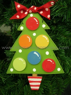 Family Tree<br>Christmas Ornament<br>SOLD OUT
