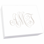 Henley Watercolor Monogram Super Slab