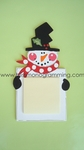 Holiday Sticky-Note Holder