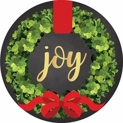 Joy Wreath<br>Cookies