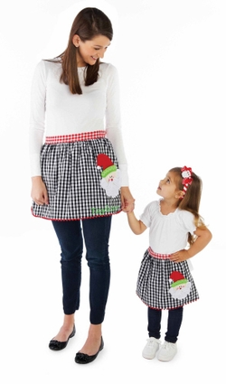 North Pole Toddler Apron