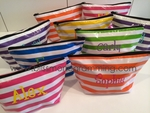 Oilcloth Cosmetic Bag