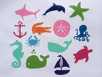 Sea Life Graphics