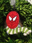 Superhero Spider<br>Christmas Ornament