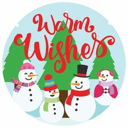 Warm Wishes<br>Cookies
