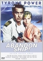 Abandon Ship 1957 (DVD)