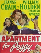 Apartment for Peggy 1948 (DVD)