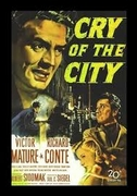 Cry of the City 1948 (DVD)
