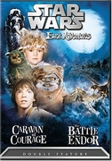 Ewok Adventures Double Feature - Caravan of Courage and The Battle for Endor