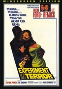 Experiment in Terror 1962 (DVD)