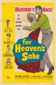 For Heaven's Sake 1950 (DVD)