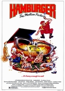 Hamburger: The Motion Picture 1986 (DVD)