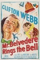 Mr. Belvedere Rings the Bell 1951 (DVD)