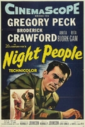 Night People 1954 (DVD)