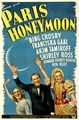 Paris Honeymoon 1938 (DVD)