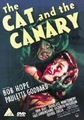 The Cat and the Canary 1939 (DVD)