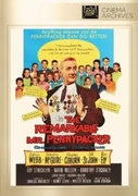 The Remarkable Mr Pennypacker 1959 (DVD)