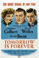 Tomorrow Is Forever 1946 (DVD)