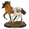 """A Star is Born"" Painted Ponies Figurine"