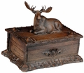 Bedded Moose Box
