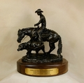 """Cow & Horse"" Full Body Trophy"