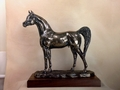 "Full Body Cold Cast Bronze ""Arabian Heritage""  Statue"
