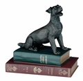 Jack Russell Terrier On Books