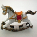 Jeweled Rocking Horse