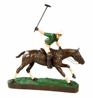 Polo Player in Full Color