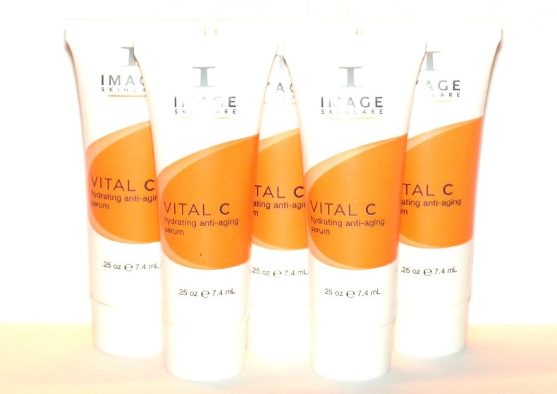 Image Skincare Vital C Hydrating Anti Aging Serum 5 Pack Samples