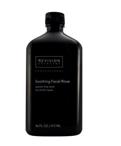 Revision Soothing Facial Rinse 16 fl oz dadamo genoma age-inhibiting toner 3.53oz
