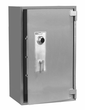 American Security AMSEC USA BLC4024 C-Rated Burglary Plate Safe