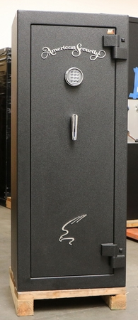 American Security BF6024 Gun Safe 2 Hour Fire (Just back from Studio Rental)