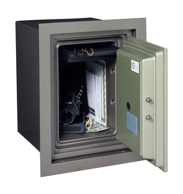 American Security WFS149E5LP AMSEC Fireproof Wall SafeWall Safes