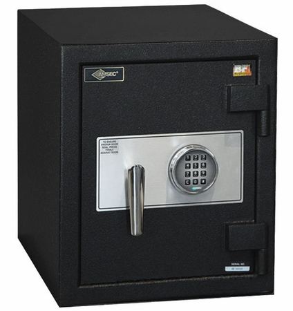 American Security BF1512E1 Home & Office Fireproof Burglary Safe