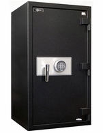 American Security BF3416E1 Fireproof Home Burglary Safe