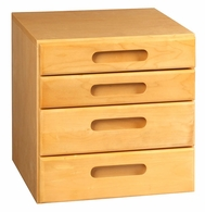 American Security Storit Four Drawer Cabinet