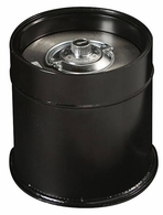 """<span class=""""in-stock""""></span>American Security C3 AMSEC Star Round Tube Floor Safe"""