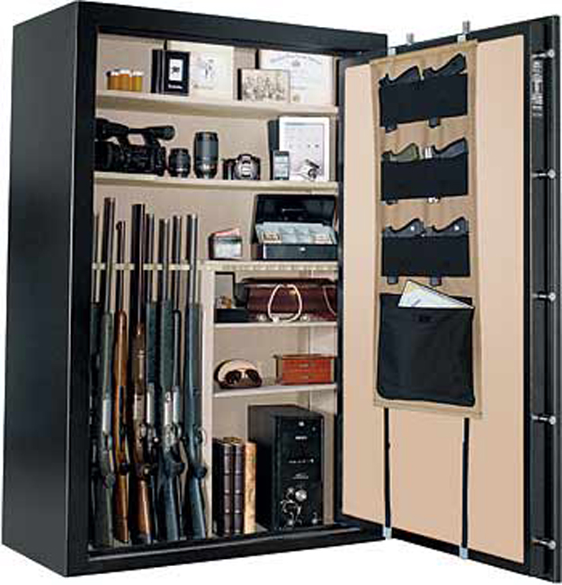 Cannon Door Panel Organizer Pistol Kit