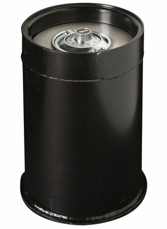American Security C5 AMSEC Star C-Rate Tube Floor Safe