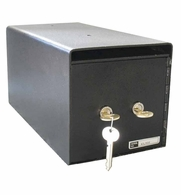 Eclipse DS-101-2 Under-Counter Drop Safe With Two Keys