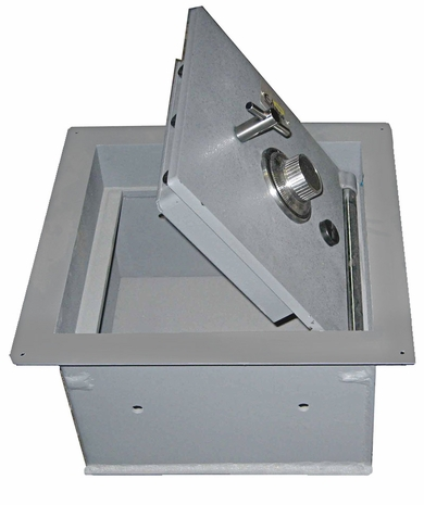 Eclipse tri bolt 1 floor safe for How to install a floor safe in concrete