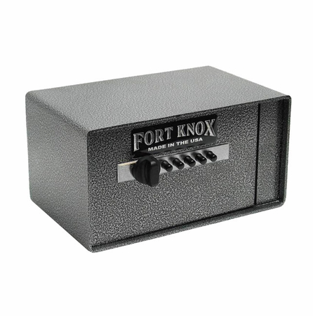 Fort Knox Auto Pistol Safe - Discounted