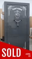 Fort Knox Gun Safe 6030 Used (Rare model)