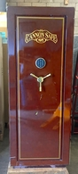 Gun Safe FBG-12 by Cannon with fire protection & a U.L. RSC burglary listed Used